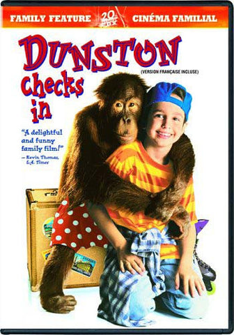 Dunston Checks In (Widescreen/Fullscreen) (Bilingual) DVD Movie