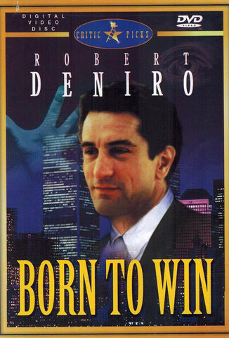 Born To Win DVD Movie