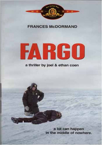 Fargo DVD Movie