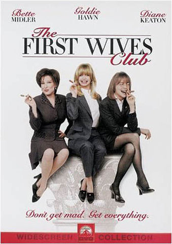 The First Wives Club - Widescreen Collection DVD Movie