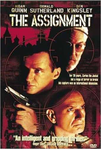 The Assignment DVD Movie