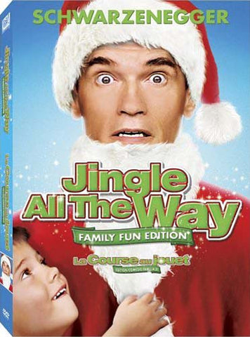 Jingle All The Way (Family Fun Edition)(Bilingual) DVD Movie