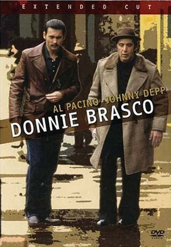Donnie Brasco (Extended Cut) DVD Movie