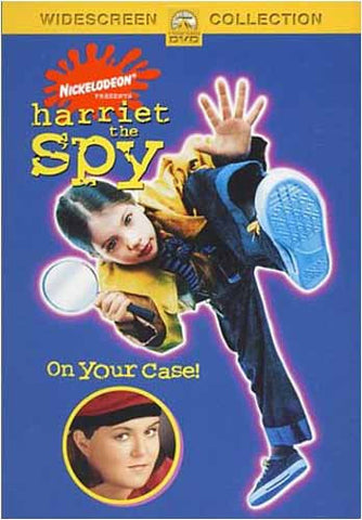 Harriet The Spy DVD Movie