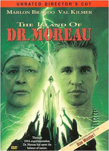 The Island Of Dr. Moreau (Director s Cut) (John Frankenheimer) (Bilingual) DVD Movie