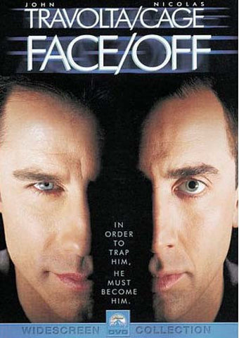 Face / Off DVD Movie