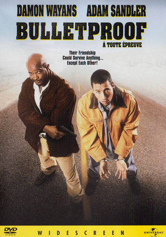 Bulletproof (Widescreen) (Bilingual) DVD Movie
