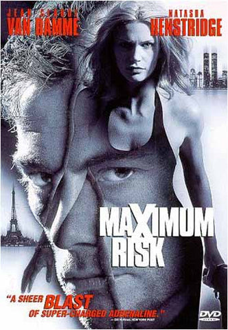 Maximum Risk DVD Movie