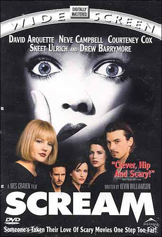 Scream (Widescreen) (Bilingual) DVD Movie