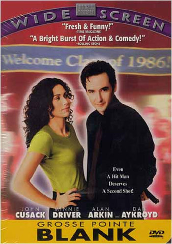 Grosse Pointe Blank (Widescreen) DVD Movie