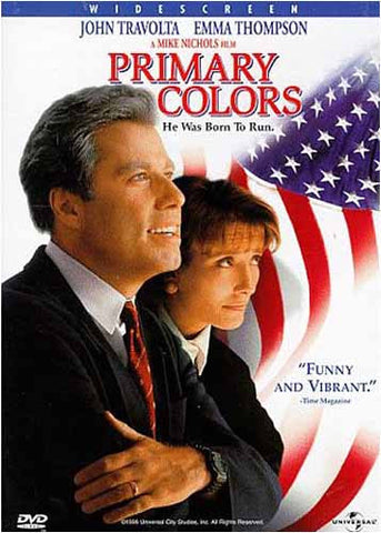 Primary Colors (Widescreen) DVD Movie