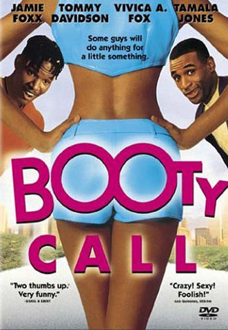 Booty Call DVD Movie