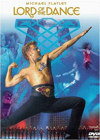 Michael Flatley - Lord Of The Dance DVD Movie
