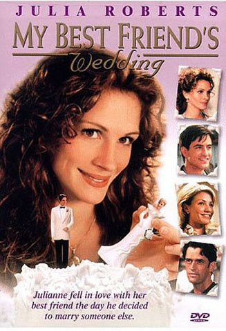 My Best Friend's Wedding DVD Movie