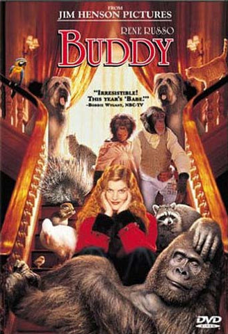 Buddy DVD Movie