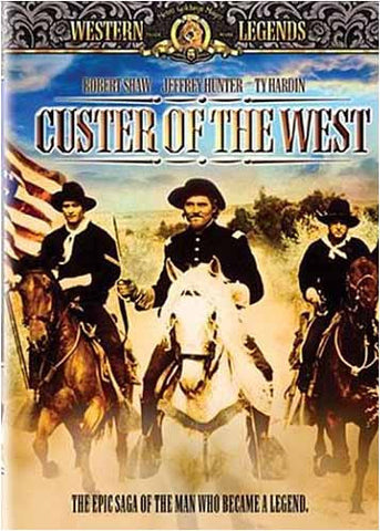 Custer Of The West DVD Movie