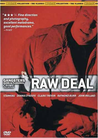 Gangsters Guns & Floozies Crime Collection: Raw Deal DVD Movie