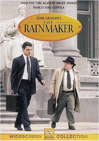 The Rainmaker (Matt Damon) DVD Movie