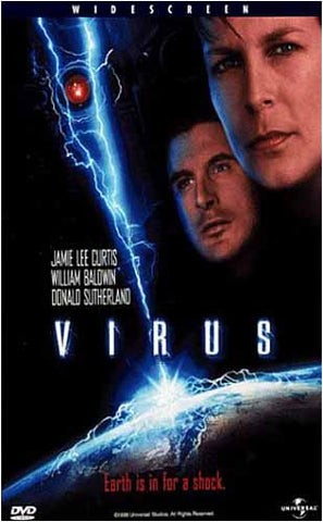Virus (Jamie Lee Curtis) DVD Movie