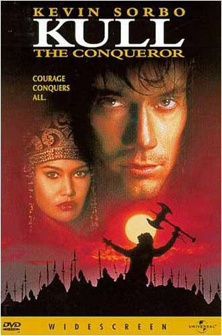 Kull The Conqueror (Widescreen) DVD Movie