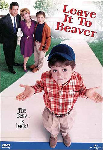 Leave It To Beaver DVD Movie
