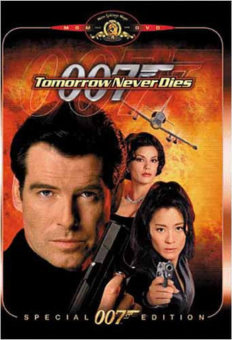 Tomorrow Never Dies (Special Edition) (James Bond) DVD Movie