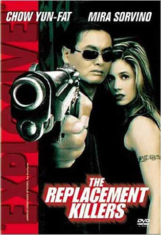 The Replacement Killers DVD Movie