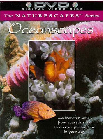 Oceanscapes DVD Movie