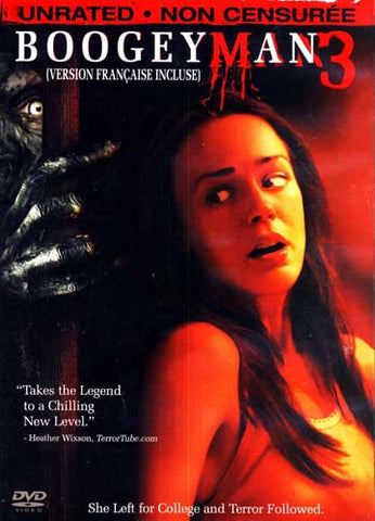 Boogeyman 3 (Bilingual) DVD Movie