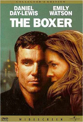 The Boxer (collector's edition) DVD Movie