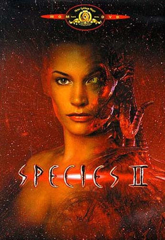 Species 2 (MGM) DVD Movie