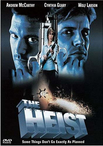 The Heist DVD Movie
