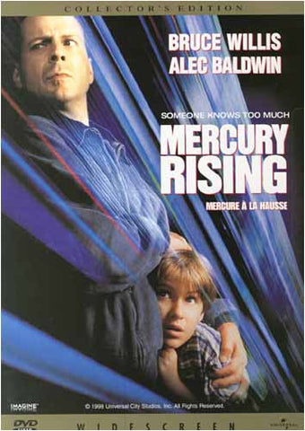 Mercury Rising - Collector s Edition (Widescreen)(bilingual) DVD Movie