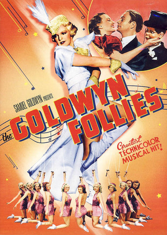 The Goldwyn Follies (MGM) DVD Movie