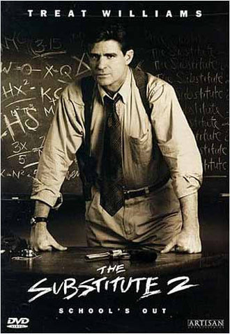 The Substitute 2 - School's Out DVD Movie