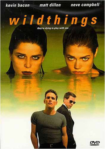 Wild Things (Fullscreen) DVD Movie