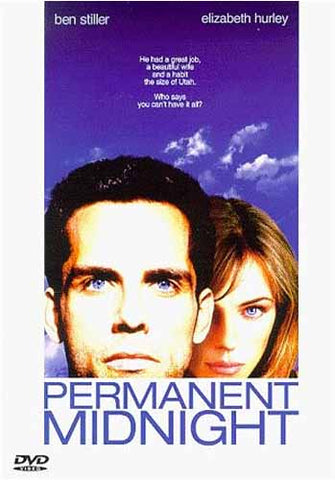 Permanent Midnight DVD Movie