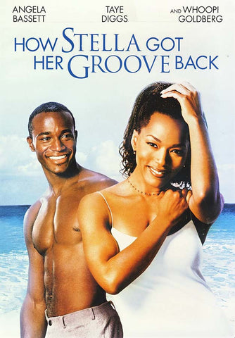 How Stella Got Her Groove Back DVD Movie