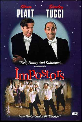The Impostors DVD Movie