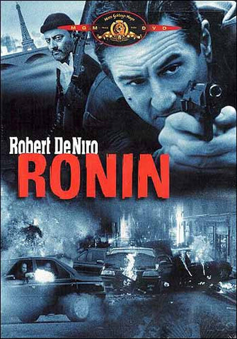 Ronin DVD Movie