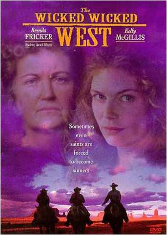 Wicked Wicked West DVD Movie