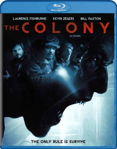 The Colony (Blu-ray) (Bilingual) BLU-RAY Movie