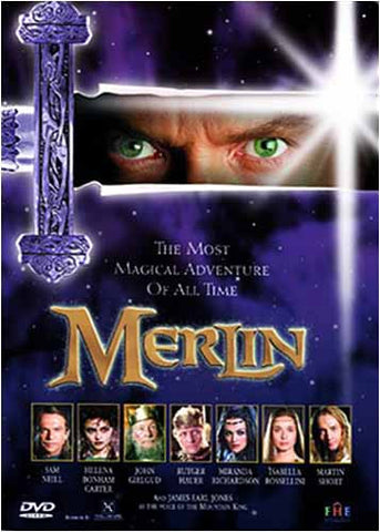 Merlin (Special Edition) (AL) DVD Movie