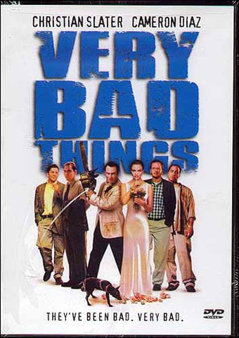 Very Bad Things DVD Movie