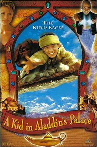 A Kid In Aladdin's Palace DVD Movie