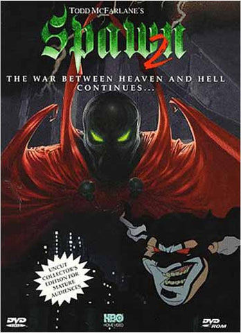 Spawn 2 (Uncut Collector s Edition For Mature Audiences) DVD Movie
