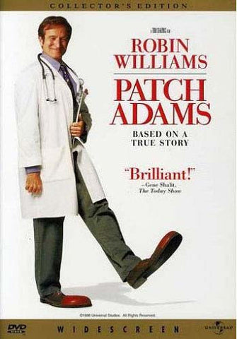 Patch Adams - Collector s Edition (Full Screen) (Bilingual) DVD Movie