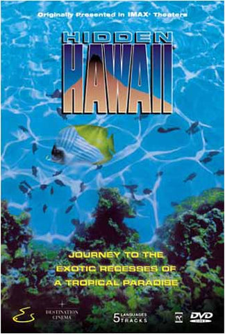 Hidden Hawaii (Large Format - IMAX) DVD Movie