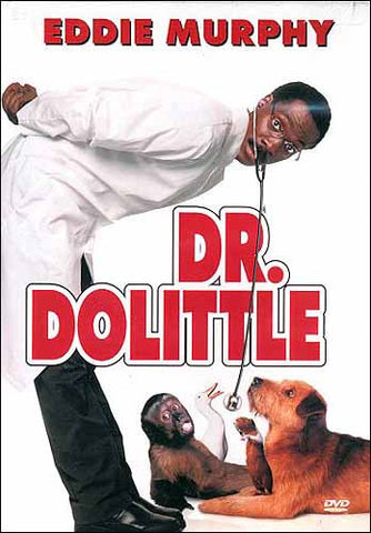Dr. Dolittle (widescreen) DVD Movie