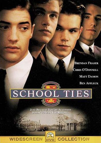 School Ties (widescreen) DVD Movie
